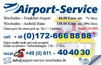 Airport Service Wiesbaden